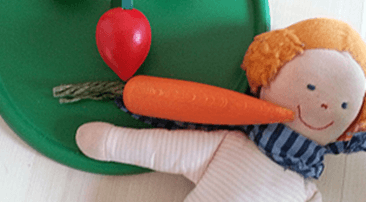 Gemüse für Puppen oder 8 Tipps für Gemüse in der Ernährung