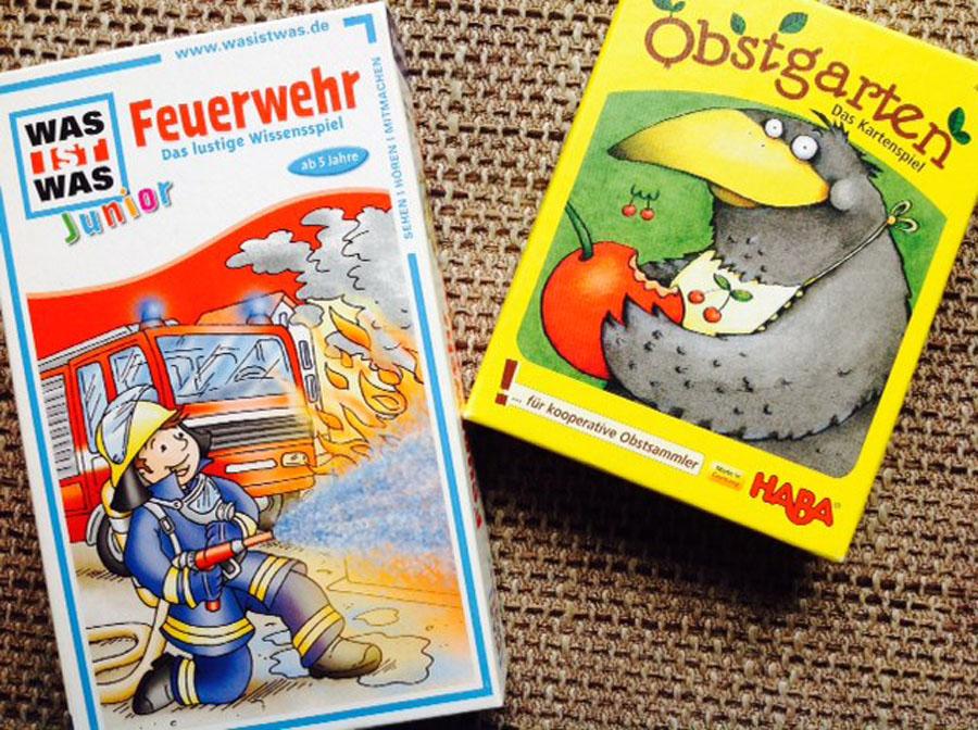 Feuerwehr versus Obstgarten. Das Battle ist eröffnet...