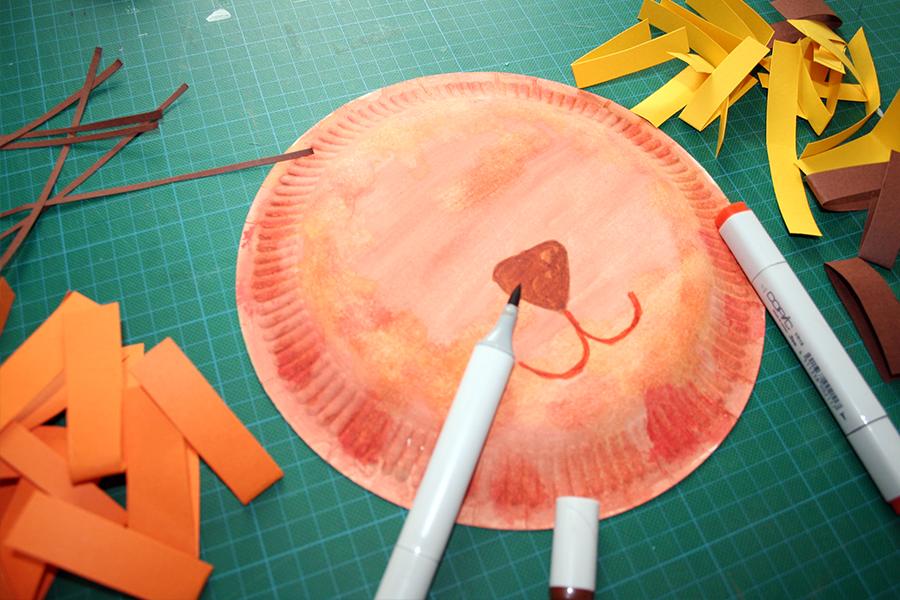 Diy Faschings Masken Aus Papptellern Basteln Ideas4parents