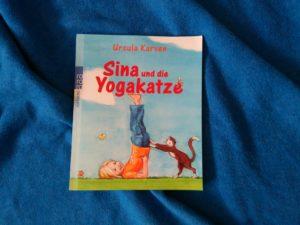 Kindergeburtstag: Sina und die Yogakatze