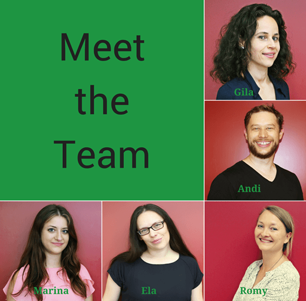 ideas4parents-Meet the Team
