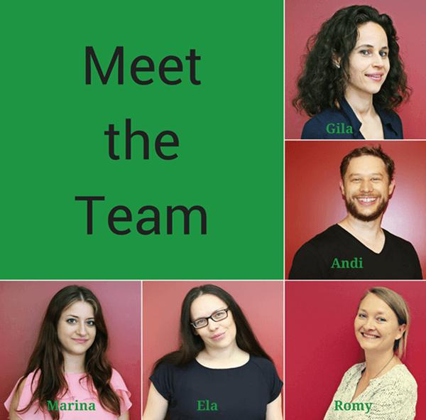 ideas4parents-Meet the Team