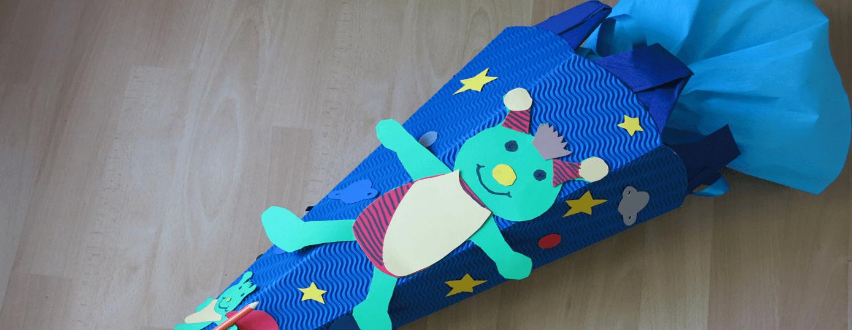 Schulanfang: Was kommt in die Schultüte? Über 30 Geschenkideen für einen starken ersten Schultag!