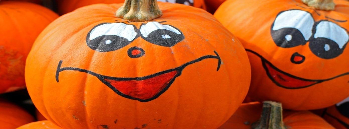 Halloween Podcast: 2 Geschichten für mutige Kinder