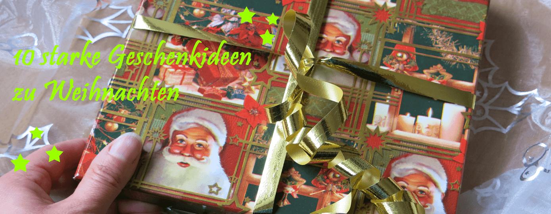 10 starke Geschenkideen zu Weihnachten für Kinder