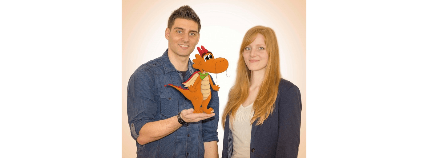 Wie man Kinder drachenstark macht: Ein Interview mit Timo und Vivi