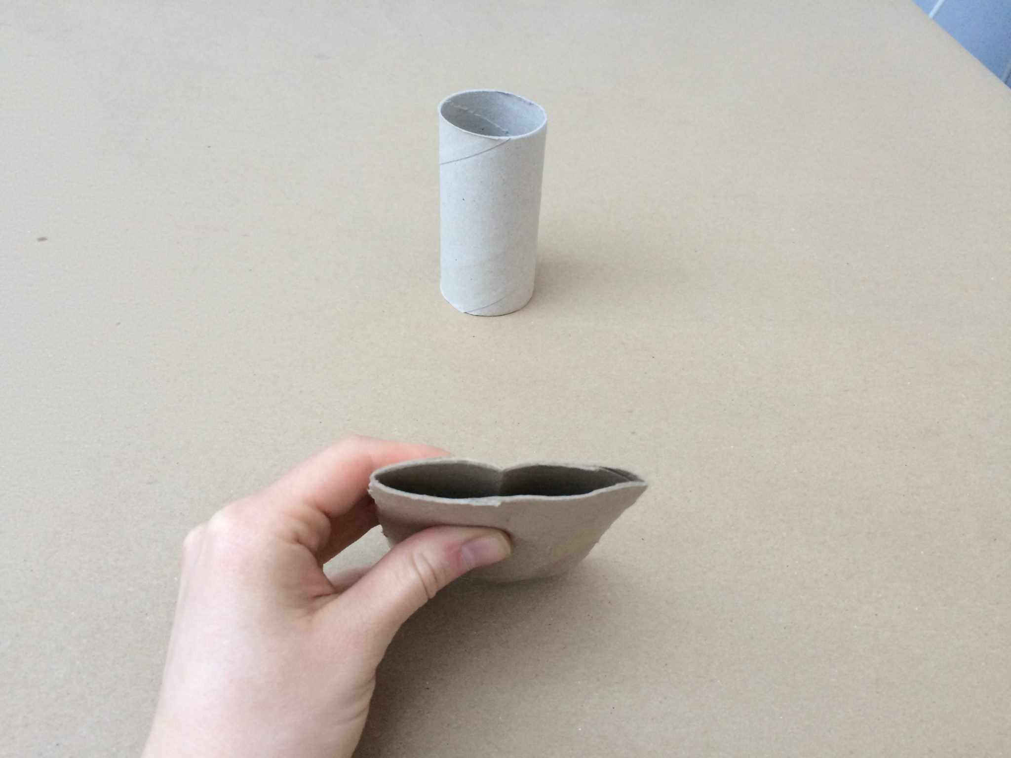 Upcycling Stempelspass – Nichts wird weggeworfen!